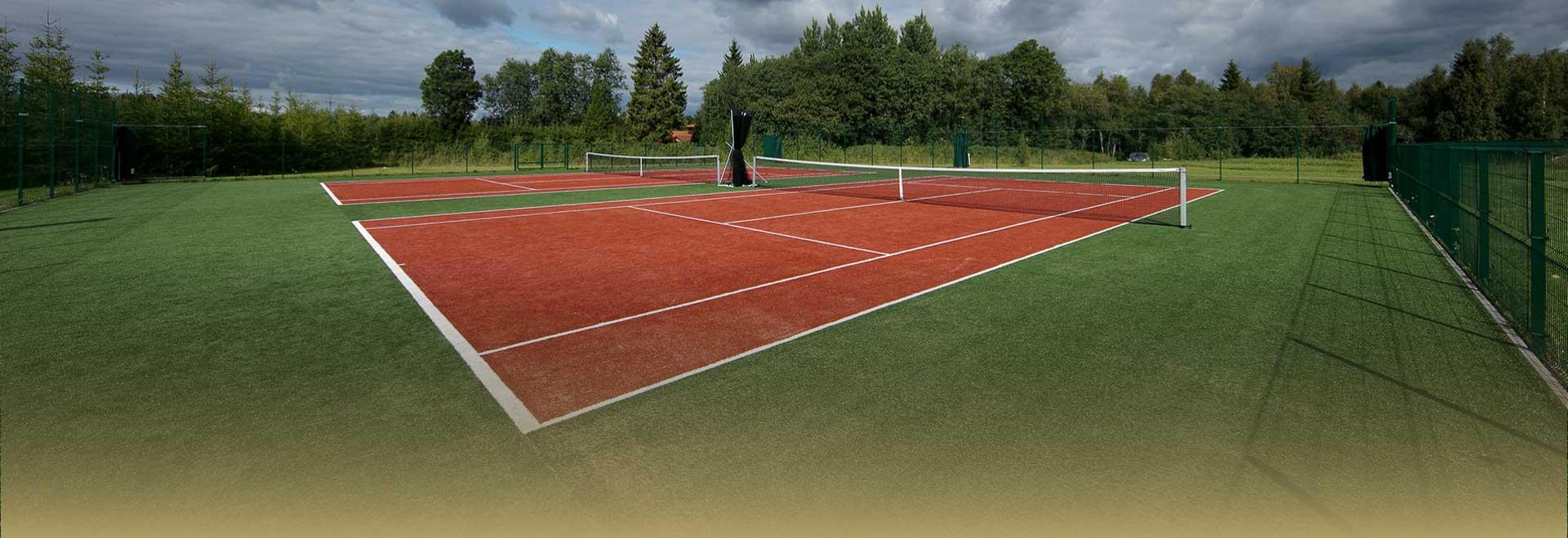 Adila Heaolu- ja puhkekeskus tenniseväljak