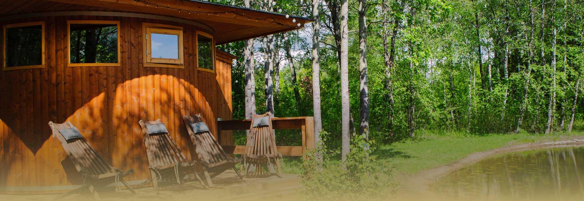 Adila Heaolu- ja puhkekeskus saun